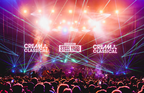 Cream Classical Steel Yard, Liverpool